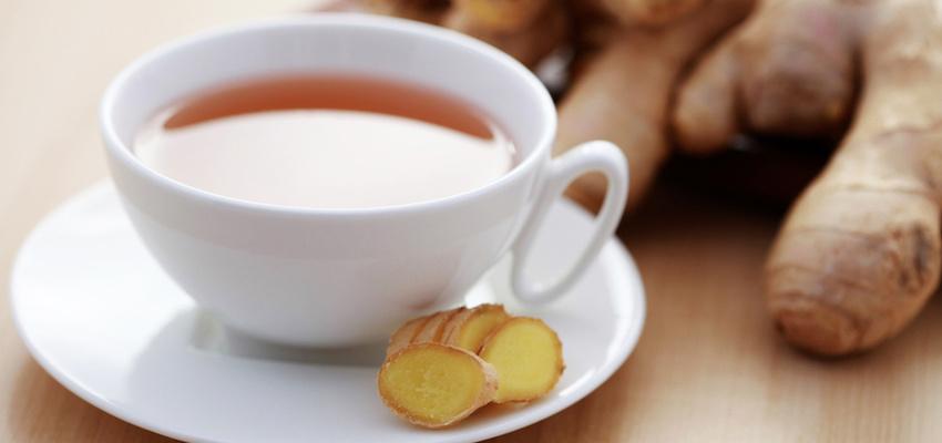 Anti-Inflammatory Turmeric & Ginger Tea - mindbodygreen.com