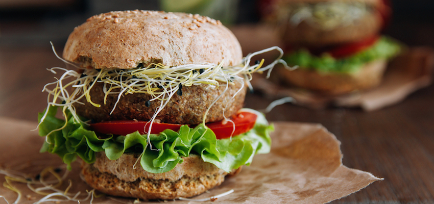 The Easiest Black Bean Burger You'll Ever Make ...
