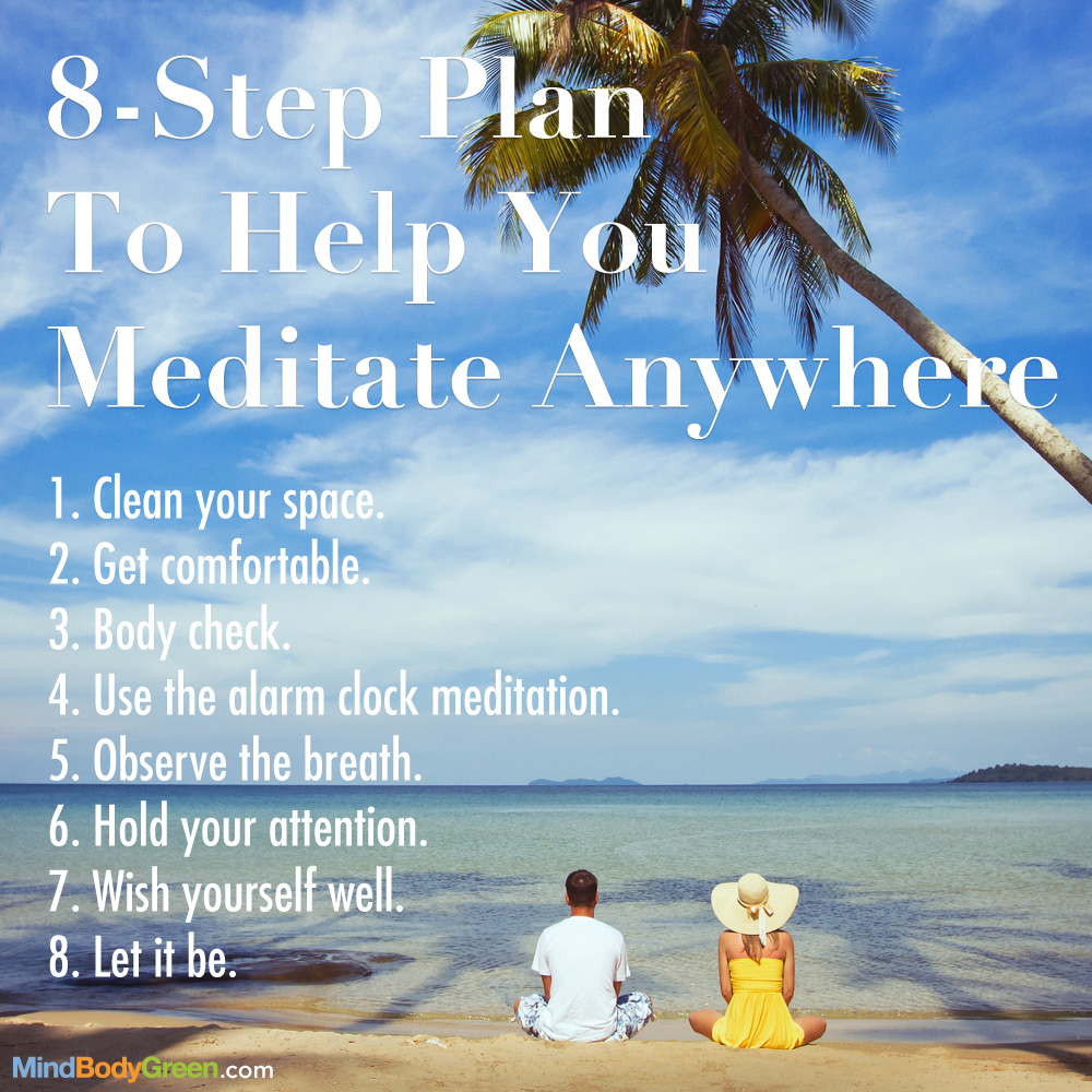 how to meditate on love