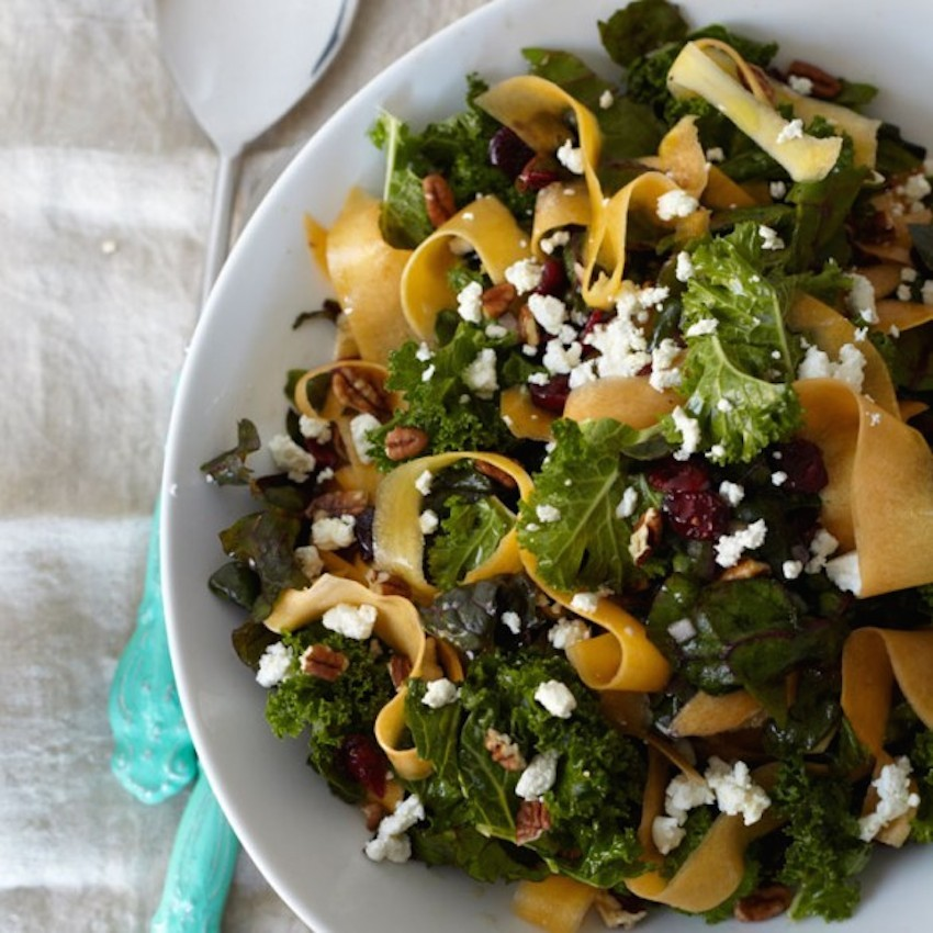 Seasonal Vegetarian Recipes From A Healthy Chef