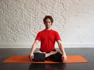 Seated Yoga Poses