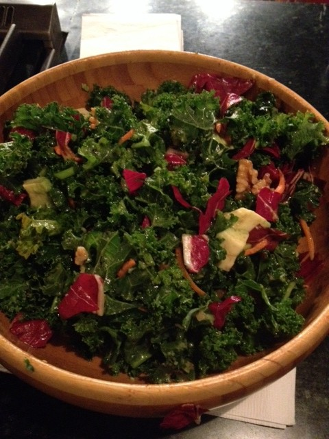This salad is part of my winter experimentation with warming spices ...