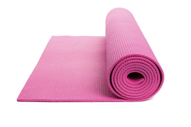Your Yoga Mat is Full of Dangerous Chemicals