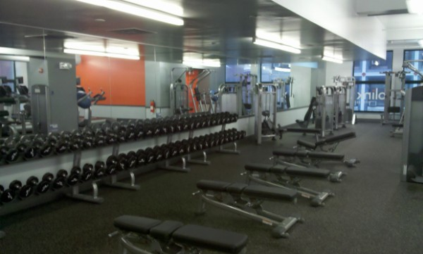 Blink Fitness Opens In Nyc Amp Unexpected Inspiration From