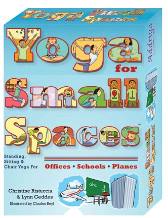 No Space? No Problem! Yoga for Small Spaces Yoga Deck