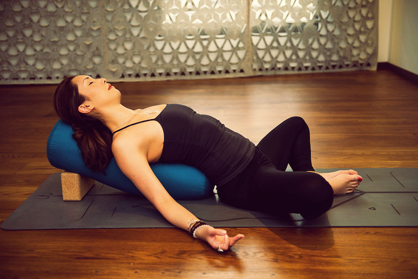 A Yin Yoga Sequence To Boost Your Metabolism Amp Restore Qi
