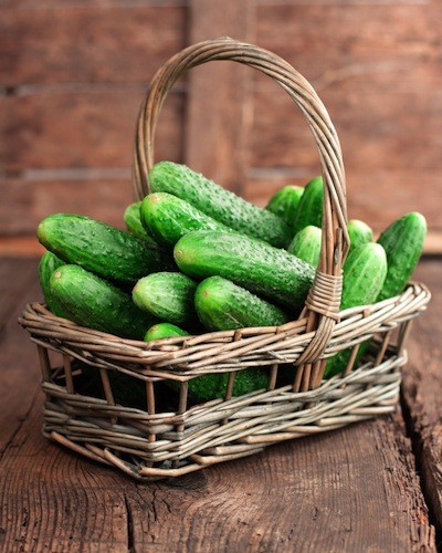 are cucumbers a fruit is fruit a healthy breakfast