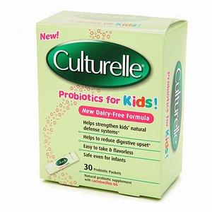Liquid probiotics for infants gas